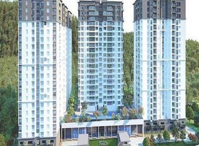 Gallery Cover Image of 1458 Sq.ft 3 BHK Apartment for buy in Sobha Nesara Block 1, Kothrud for 15800000