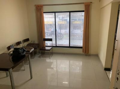 Gallery Cover Image of 800 Sq.ft 2 BHK Apartment for rent in Palms Apartment 2, Goregaon East for 21000