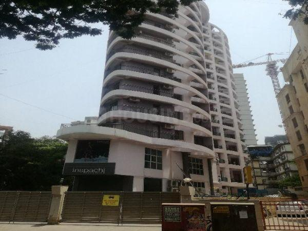 Building Image of 650 Sq.ft 1 BHK Apartment for rent in Malad West for 26000