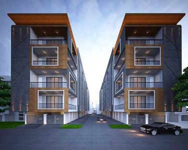 Gallery Cover Image of 1100 Sq.ft 2 BHK Independent Floor for buy in Surendra Royal Homes, Sector 39 for 5475000