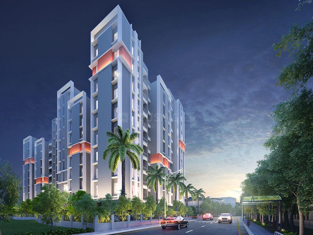 Building Image of 931 Sq.ft 2 BHK Apartment for buy in Tangra for 4561900
