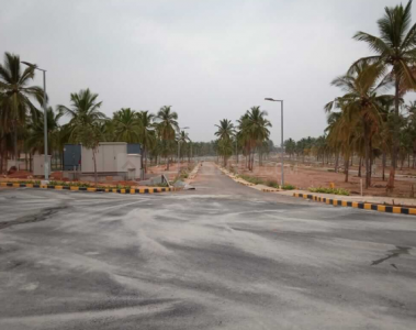 Gallery Cover Image of  Sq.ft Residential Plot for buy in Yerthiganahalli for 9225000