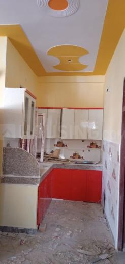 Kitchen Image of 700 Sq.ft 2 BHK Independent Floor for buy in Lal Kuan for 1800000