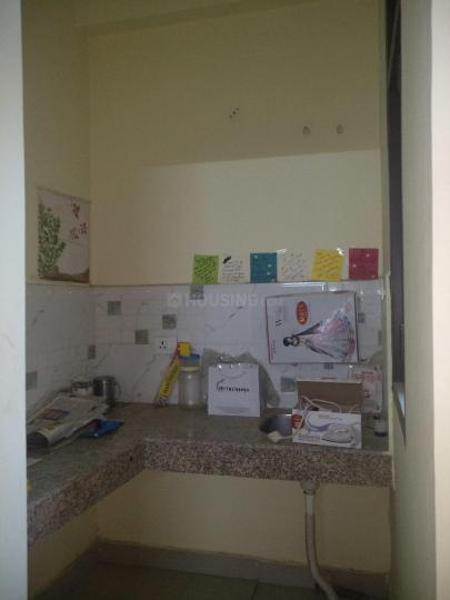Kitchen Image of Jai Radha PG in Sector 45