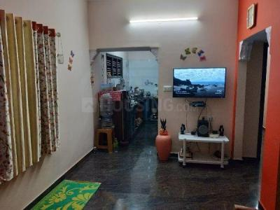 Gallery Cover Image of 1000 Sq.ft 1 BHK Independent Floor for rent in Hulimavu for 9000