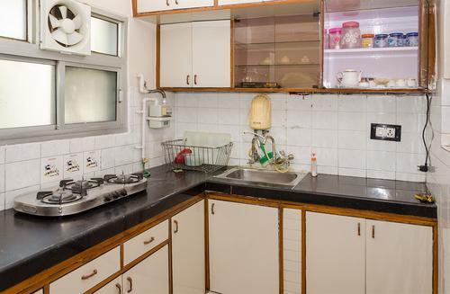 Kitchen Image of B Sakshi Nest Delhi in Patparganj