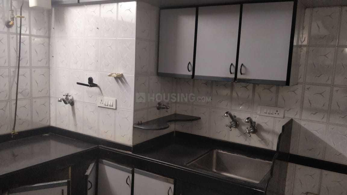 Kitchen Image of 1500 Sq.ft 2 BHK Apartment for rent in Santacruz West for 65000