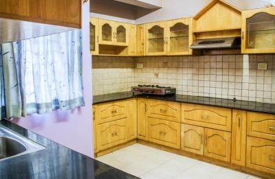 Kitchen Image of PG 4642268 Marathahalli in Marathahalli