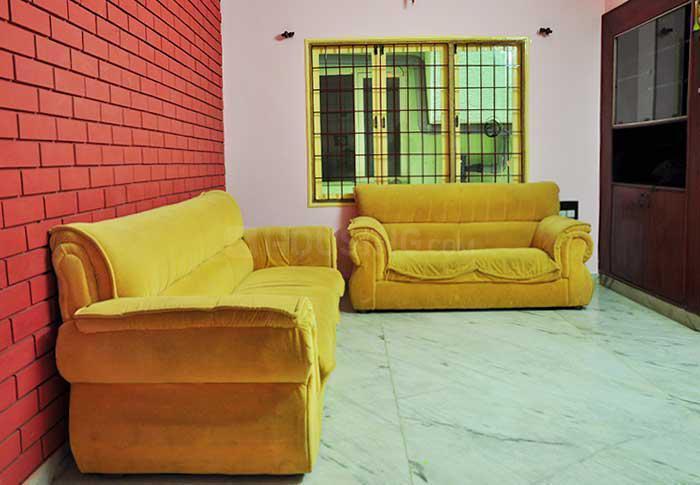 Living Room Image of PG 4642099 Kaggadasapura in Kaggadasapura