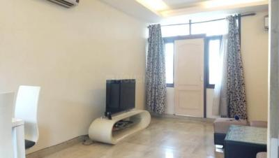 Gallery Cover Image of 1200 Sq.ft 2 BHK Independent Floor for rent in Greater Kailash I for 45000