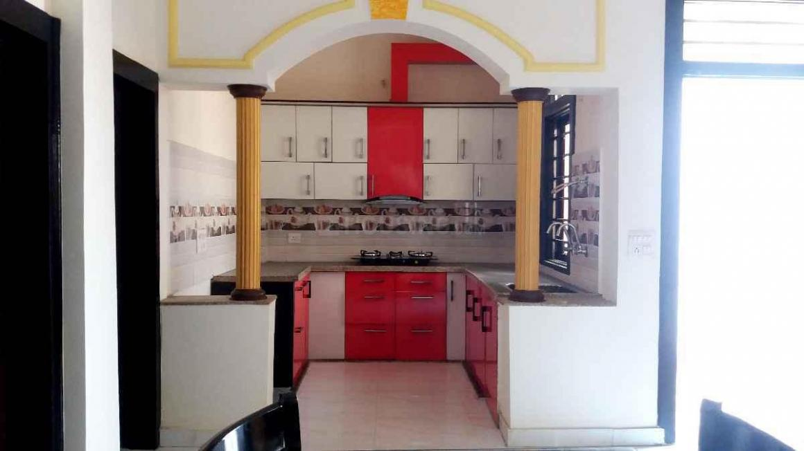 Kitchen Image of 1395 Sq.ft 3 BHK Independent House for buy in Sunrakh Bangar for 6000000