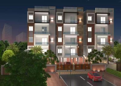 Gallery Cover Image of 1031 Sq.ft 2 BHK Apartment for buy in Sanathana Vrushabhadri Mountain, Vibhutipura for 5568000