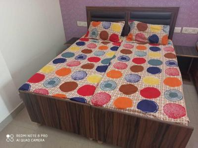 Bedroom Image of Sheal PG in Sushant Lok I