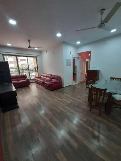 Living Room Image of 1200 Sq.ft 2 BHK Apartment for rent in Govandi for 60000