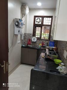 Kitchen Image of Bhaskar PG in Rajinder Nagar