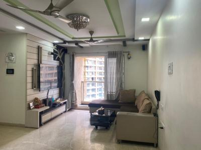 Gallery Cover Image of 1100 Sq.ft 2 BHK Apartment for rent in Dosti Imperia, Thane West for 40000