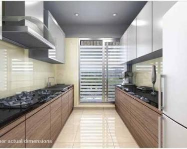Gallery Cover Image of 990 Sq.ft 2 BHK Apartment for buy in Bachraj Lifespace, Virar West for 5860000
