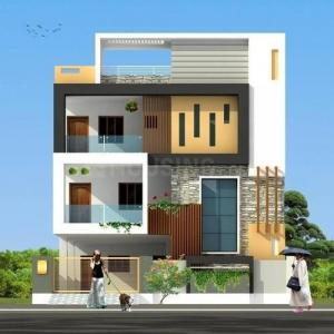 Gallery Cover Image of 1500 Sq.ft 3 BHK Villa for buy in Krishnarajapura for 6200000