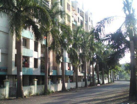Building Image of 950 Sq.ft 2 BHK Apartment for rent in Kalyan West for 10000