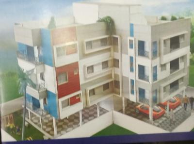 Gallery Cover Image of 830 Sq.ft 2 BHK Apartment for buy in Joka for 2490000