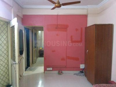 Gallery Cover Image of 685 Sq.ft 1 BHK Apartment for rent in Kopar Khairane for 16500