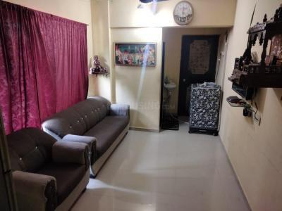 Gallery Cover Image of 710 Sq.ft 1 BHK Apartment for buy in shree ji corner, Belapur CBD for 5000000