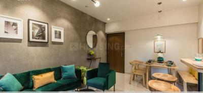 Gallery Cover Image of 560 Sq.ft 2 BHK Apartment for buy in SD Siennaa Wing B, Kandivali East for 16000000