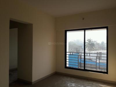 Gallery Cover Image of 543 Sq.ft 1 BHK Apartment for rent in Shilphata for 8000