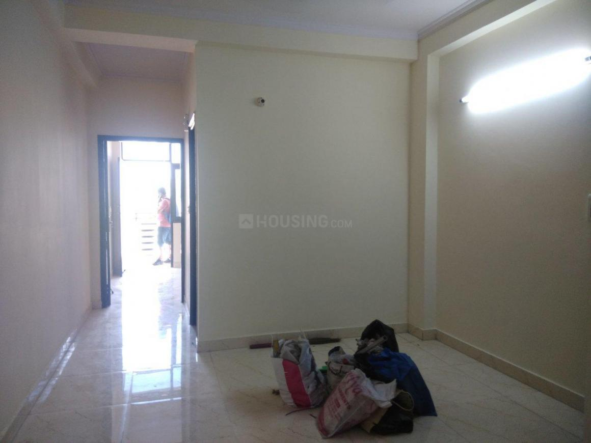 Living Room Image of 600 Sq.ft 1 BHK Independent House for rent in Chhattarpur for 10000