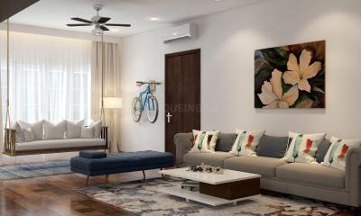 Gallery Cover Image of 678 Sq.ft 1 BHK Apartment for buy in Blumen, Vikhroli West for 7900000