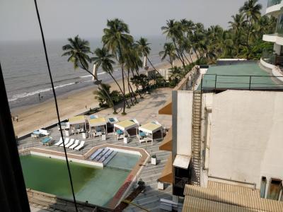 Balcony Image of Raju PG in Juhu