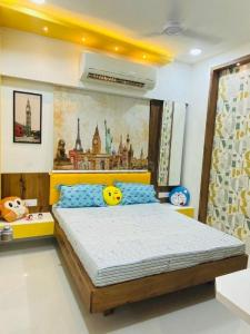 Gallery Cover Image of 1375 Sq.ft 3 BHK Apartment for buy in Dream Heights, sector 73 for 4686000