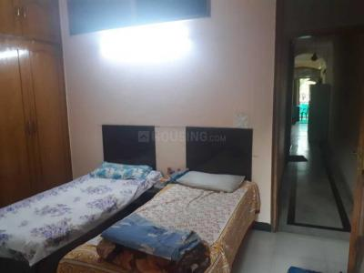Bedroom Image of Leena PG in Hari Nagar Ashram