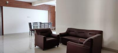 Gallery Cover Image of 1800 Sq.ft 3 BHK Apartment for rent in Seawoods for 68000