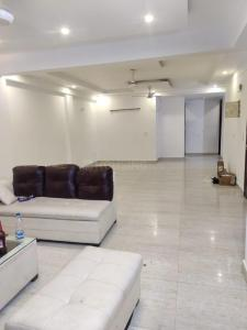 Gallery Cover Image of 2200 Sq.ft 3 BHK Independent Floor for rent in DDA Freedom Fighters Enclave, Said-Ul-Ajaib for 45000
