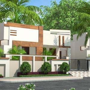 Gallery Cover Image of 1200 Sq.ft 2 BHK Independent House for buy in Kantheru for 4500000