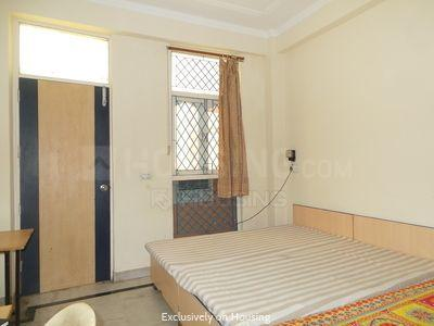 Gallery Cover Image of 330 Sq.ft 1 RK Independent Floor for rent in Sector 17 for 8500