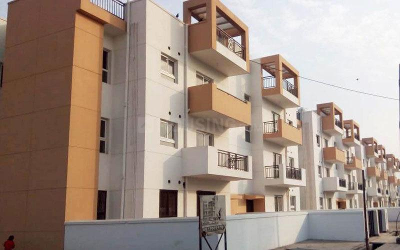 Building Image of 1053 Sq.ft 3 BHK Independent Floor for buy in Sector 77 for 3050000