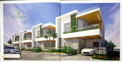 Gallery Cover Image of 2250 Sq.ft 3 BHK Villa for buy in Triton Environ, Kompally for 11700000