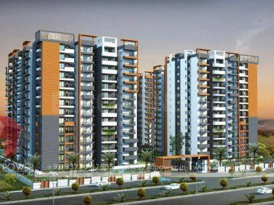 Gallery Cover Image of 1800 Sq.ft 3 BHK Apartment for buy in Manchirevula for 10798200
