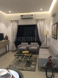Gallery Cover Image of 725 Sq.ft 1 BHK Apartment for rent in Ballygunge for 14099