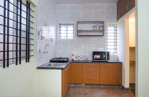 Kitchen Image of Shree Nest 301 in Chandra Layout Extension