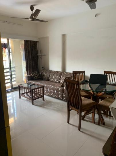 Hall Image of 1060 Sq.ft 2 BHK Apartment for buy in Ashar 16, Thane West for 11200000