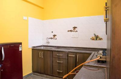 Kitchen Image of Annapoorneswari Nilayam 102 in Whitefield