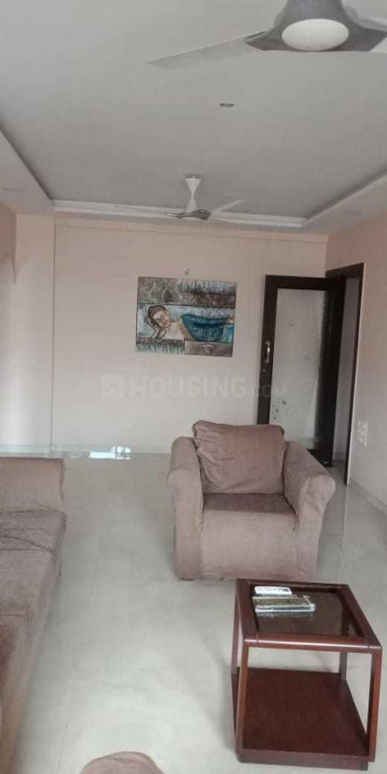 Living Room Image of 1000 Sq.ft 2 BHK Apartment for rent in Bandra West for 120000