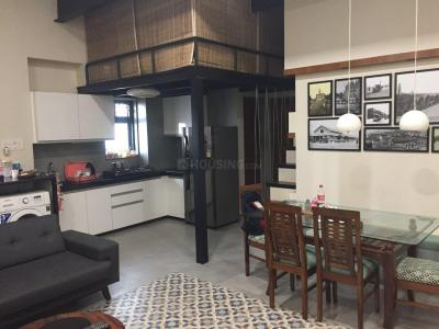 Kitchen Image of Flat Sharing Accommodation in Colaba