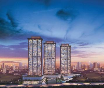 Gallery Cover Image of 1060 Sq.ft 2 BHK Apartment for buy in Godrej Exquisite, Thane West for 13000000