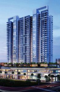 Gallery Cover Image of 1406 Sq.ft 2 BHK Apartment for buy in M3M India Skywalk, Sector 74 for 9500000
