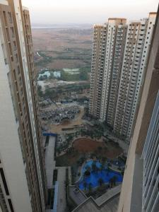 Gallery Cover Image of 720 Sq.ft 1 BHK Apartment for rent in Bhayandarpada, Thane West for 17000