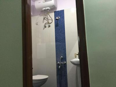 Bathroom Image of Sri Vishnu Sai Luxury PG in Marathahalli